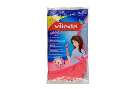 Хозяйственные перчатки Vileda style