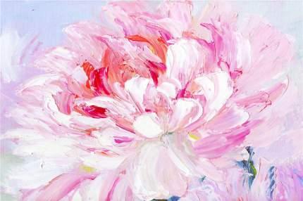 Репродукция 90х60 см Hoff Цветочное настроение