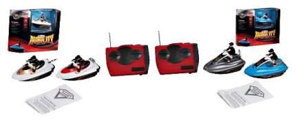 Радиоуправляемый катер Junfa Toys Racing Boat HQ2011-11 в ассортименте