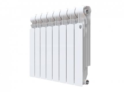 Радиатор биметаллический Royal Thermo Indigo Super 585x645