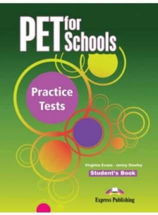 Ket For Schools Practice Tests, Student'S Book, Учебник