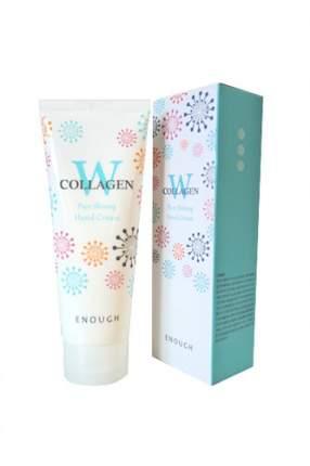 Крем для рук Enough W Collagen Pure Shining Hand Cream 100мл