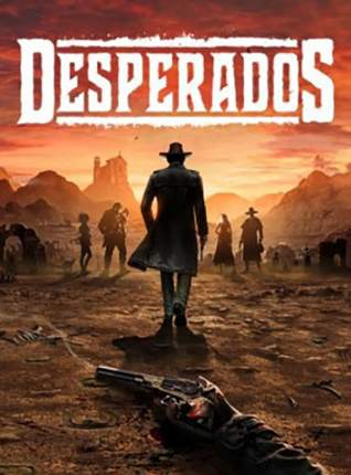 Игра Desperados III для Xbox One