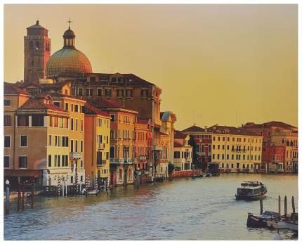 Картина 50х40 см Hoff Венеция в лучах заката