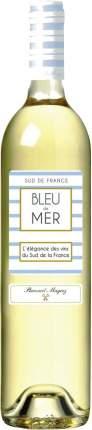 Вино Bernard Magrez  Bleu de Mer Blanc Vin de Pays d'Oc IGP 2017