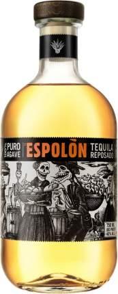 Текила Espolon Reposado 0.75 л