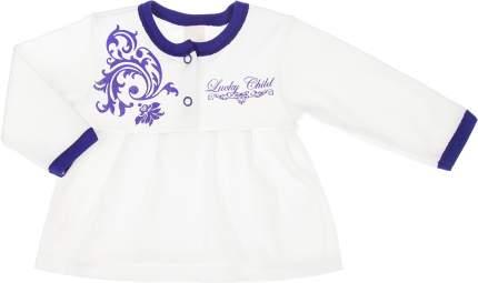 Кофта для новорожденных Lucky child Нежность 15- 8, р. 56-62