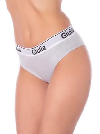 Трусы женские Giulia COTTON SLIP серые L