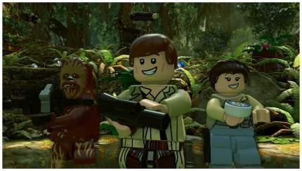 Игра LEGO Звездные войны: Пробуждение Силы для PlayStation 4