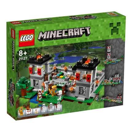 Конструктор LEGO Minecraft Крепость (21127)