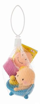 """Набор игрушек-брызгалок для ванны """"курносики"""" непоседы"""