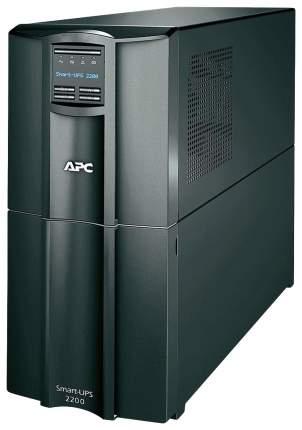 Источник бесперебойного питания APC Smart RT 2200VA SMT2200I Black