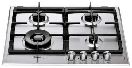 Встраиваемая варочная панель газовая Whirlpool GMA 6422 Silver