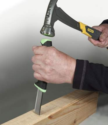 Нож-долото Stanley FatMax Chisel Knife 0-10-233 с лезвием из углеродистой стали