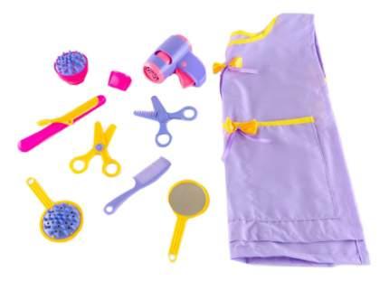 Набор парикмахера игрушечный Пластмастер Парикмахер