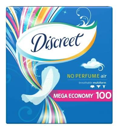 Прокладки Discreet ежедневные Air Multiform 100шт