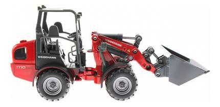 Коллекционная модель Siku Трактор Weidemann Hoftrac 3059