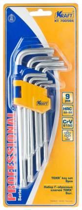 Набор ключей KRAFT 9 шт (KT 700566)
