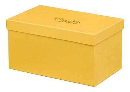 Сахарница Elan Gallery Золотая сетка 300 мл, 16,5*9,5*9 см