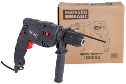 Сетевая ударная дрель RedVerg ID500S 6622316