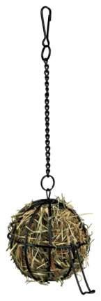 Сенница для грызунов TRIXIE, подвесной, черный 8 см