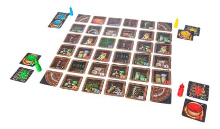 Семейная настольная игра Cosmodrome Games Алхимик из Гластонбери