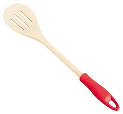 Ложка с углом Tescoma PRESTO WOOD 637210 Красный