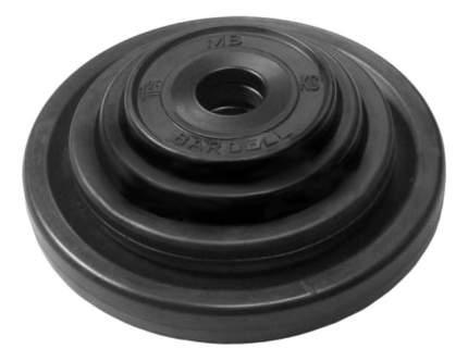 Диск для штанги MB Barbell Евро-Классик DR-MBК51-25В 25 кг, 51 мм