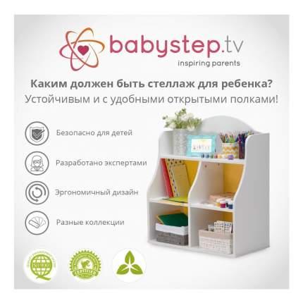 Стеллаж для хранения игрушек Babystep Классика 800