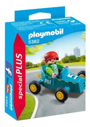 Игровой набор PLAYMOBIL Экстра-набор: Мальчик с картом