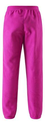 Брюки детские Reima Argelius pink флисовые для девочки р.134