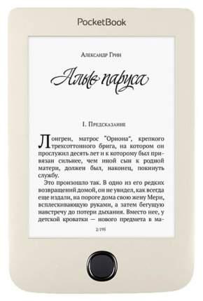 Электронная книга PocketBook 615 Plus бежевый
