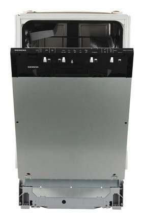 Встраиваемая посудомоечная машина 45 см Siemens iQ100 SR615X30IR