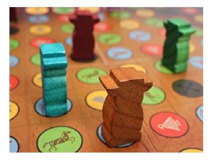 Семейная настольная игра Tactic games Тотем