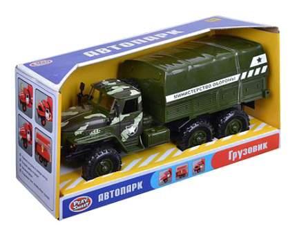 Машина военная Play Smart Автопарк. Министерство обороны разноцветный
