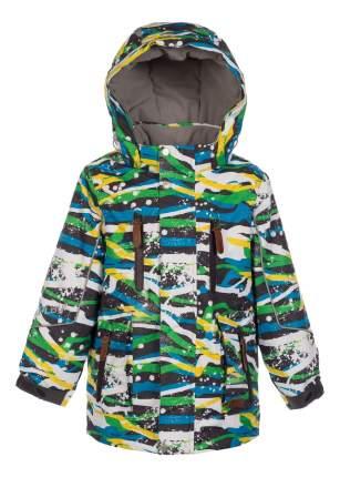 Куртка-парка atPlay Полосы серая р.104