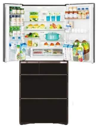 Холодильник Hitachi R-G 690 GU XK Black