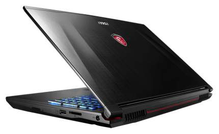 Ноутбук игровой MSI Apache Pro GE62VR 7RF-1093 9S7-16JB82-1093