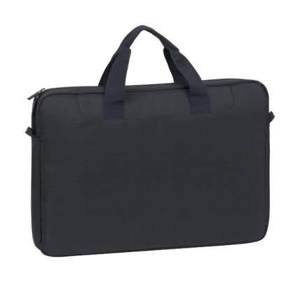 """Сумка для ноутбука 15.6"""" Rivacase 8037 черная"""