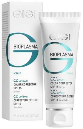 СС средство GIGI Bioplasma CC Cream 75 мл