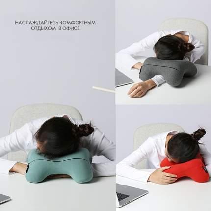 Дорожная подушка Mettle Nap Pillow серая