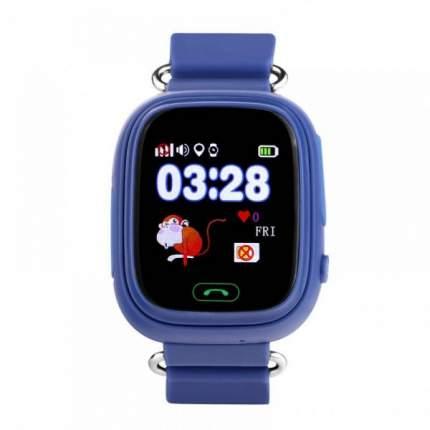 Детские смарт-часы Smart Baby Watch GW100 Blue/Blue