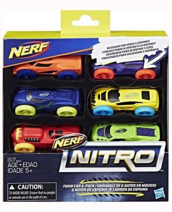 Набор пластиковых машинок Nerf C3171