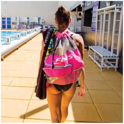 Рюкзак-сетка Finis Ultra Mesh Backpack 1.25.022 45 л розовый (206)