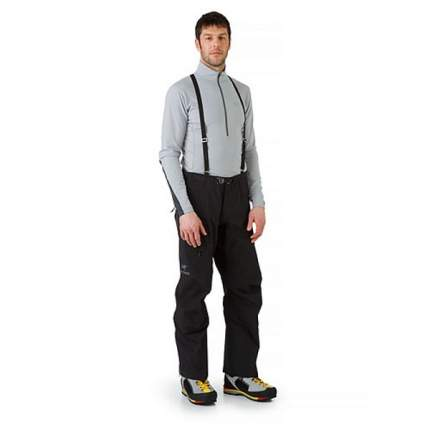 Спортивные брюки Arcteryx Alpha AR, black, XL INT