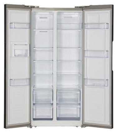 Холодильник Hiberg RFS-481DX NFXD Black