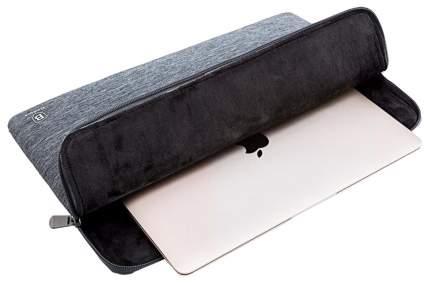 """Чехол для ноутбука 15"""" Baseus Laptop Bag Grey"""