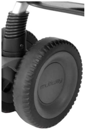 Колеса задние и тормоз к коляске Chicco Multiway Evo