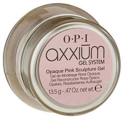 Топ для ногтей O.P.I Axxium Opaque Pink Scpltng Gel 10 г