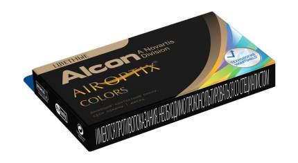 Контактные линзы Air Optix Colors 2 линзы -6,00 sterling gray
